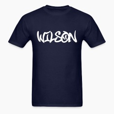Wilson Graffiti T-Shirts