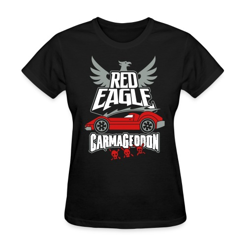 Red Eagle - Women's T-Shirt