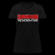 T-Shirts ~ Women's T-Shirt ~ Reincarnation