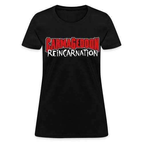 Reincarnation - Women's T-Shirt