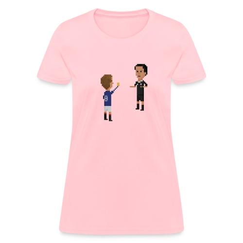 Women T-Shirt - Referee boked - Women's T-Shirt