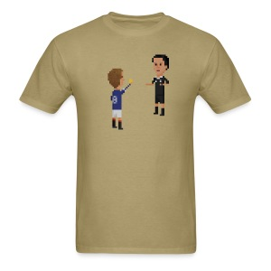 Men T-Shirt - Referee boked - Men's T-Shirt