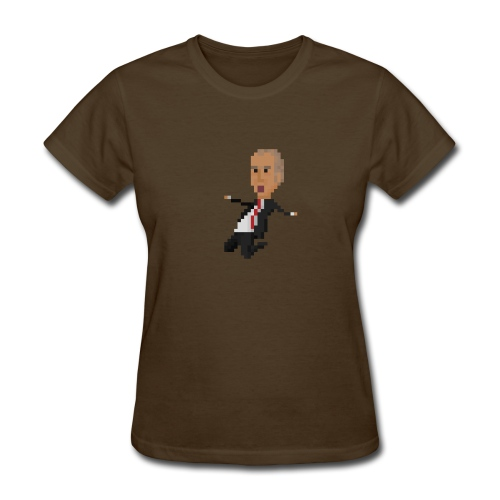 Women T-Shirt - Manager's knee slide - Women's T-Shirt