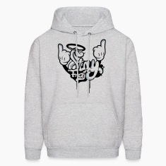 stay_fresh Hoodies