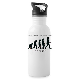 Evolution - Water Bottle - Water Bottle
