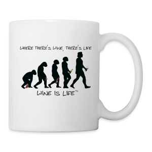 Evolution - Coffee Mug - Coffee/Tea Mug