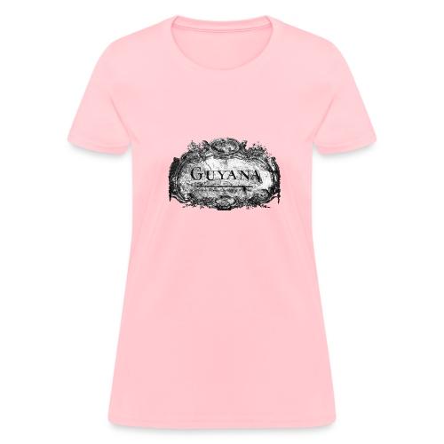 Guyana Cartoosh - Women's T-Shirt