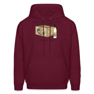 Making Men Look Better - Mens Hooded Sweatshirt - Men's Hoodie