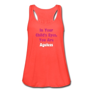 Ageless flowing tank - Women's Flowy Tank Top by Bella