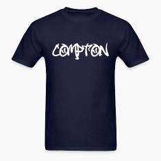 Compton Graffiti T-Shirts