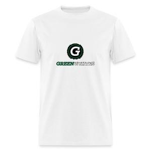 GREENWHITES (Male) - Men's T-Shirt