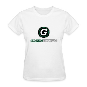 GREENWHITES (Female) - Women's T-Shirt