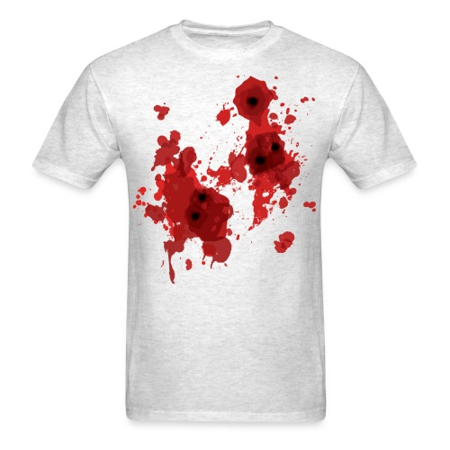 I've Been Shot! - Men's T-Shirt