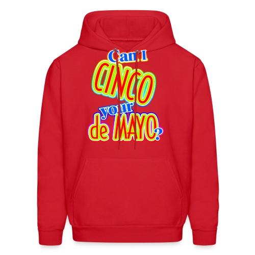Can I Cinco Your de Mayo?