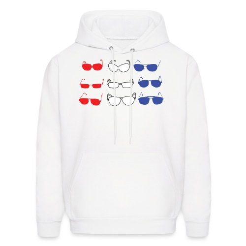 Red White and Blue Sunglasses