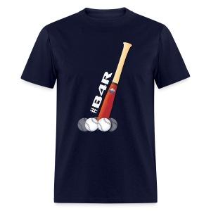 #B4R - Men's Regular T - Men's T-Shirt