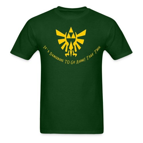 TriForce 1's - Men's T-Shirt