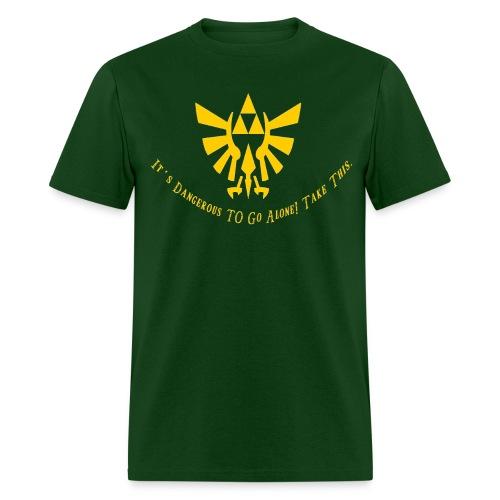 TriForce 1's - Men's T-Shirt