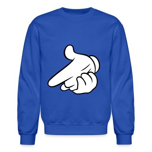 Mens Air Gun sweatshirt - Crewneck Sweatshirt