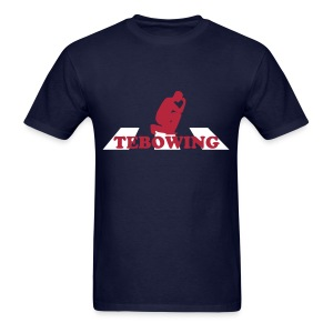 Tebowing - Beatles T-Shirt - Men's T-Shirt