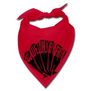 Year Of Faith Pilgrim Bandana - Bandana