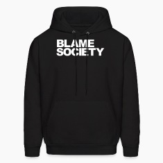 BLAME SOCIETY Hoodies