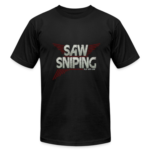 Saw theme T-shirt - Men's Fine Jersey T-Shirt