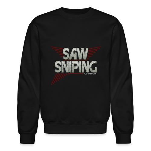 Saw theme sweatshirt - Crewneck Sweatshirt