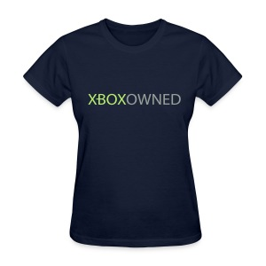 Xboxowned - Women's T-Shirt