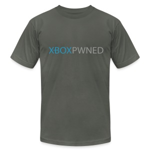 XboxPwned - Men's T-Shirt by American Apparel