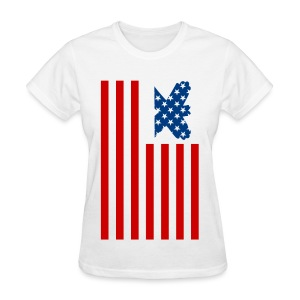 Certified flag 3 - Women's T-Shirt