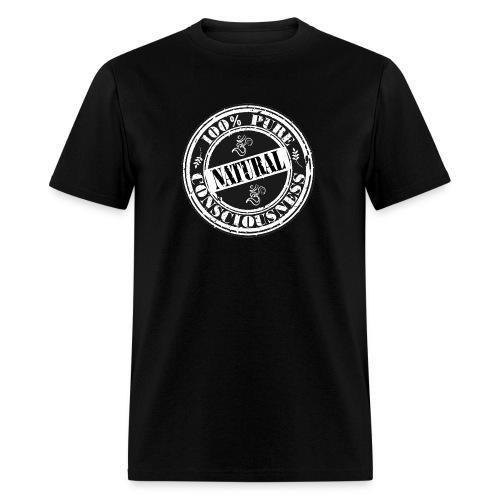 100% Pure Consciousness - Men's T-Shirt