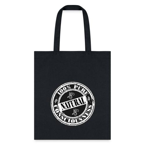 100% Pure Consciousness - Tote Bag