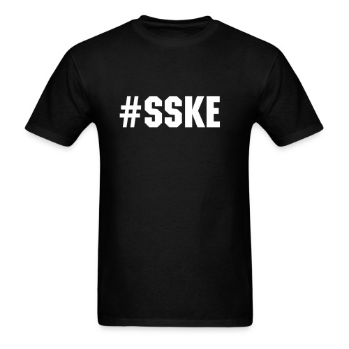 Hashtag SSKE Tee - Men's T-Shirt