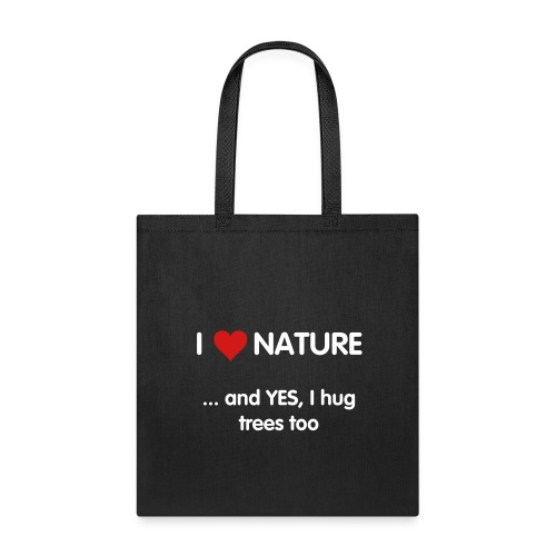 I love nature - Tote bag - Tote Bag