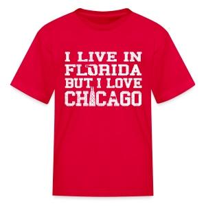 Live Florida Love Chicago - Kids' T-Shirt