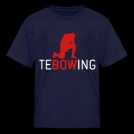 Kids' Shirts ~ Kids' T-Shirt ~ Children's Tebowing T-shirt
