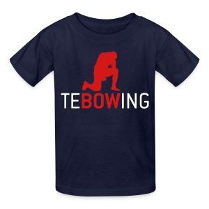Children's Tebowing T-shirt - Kids' T-Shirt