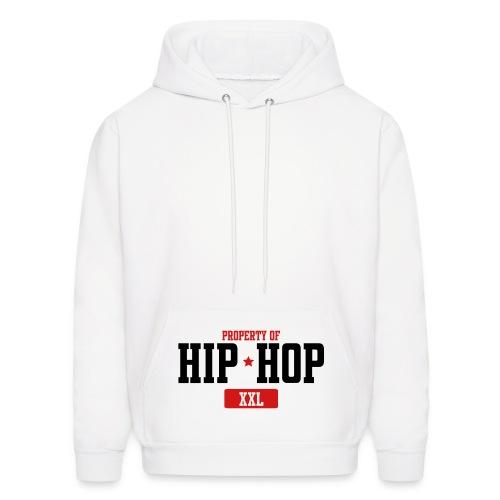 Property of HipHop Hoodie - Men's Hoodie