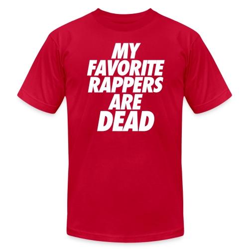 My Fav Rapper - Men's Fine Jersey T-Shirt