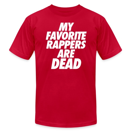 My Fav Rapper - Men's  Jersey T-Shirt