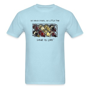 So Many Wines - Mens Standard Tee - Men's T-Shirt