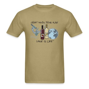 Great Minds - Mens Standard Tee - Men's T-Shirt