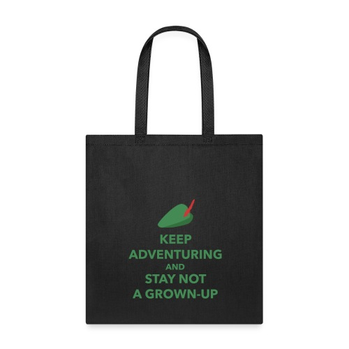 Keep Adventuring Tote - Tote Bag