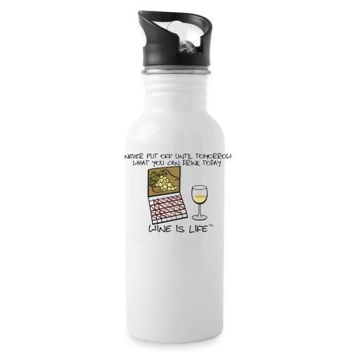 Drink Today - Water Bottle - Water Bottle