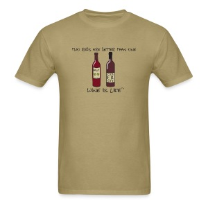 Two Reds - Mens Standard Tee - Men's T-Shirt