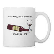 Mugs & Drinkware ~ Coffee/Tea Mug ~ Here Today - Coffee Mug
