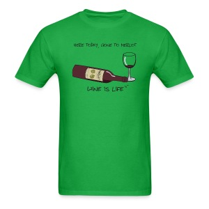 Here Today - Mens Standard Tee - Men's T-Shirt