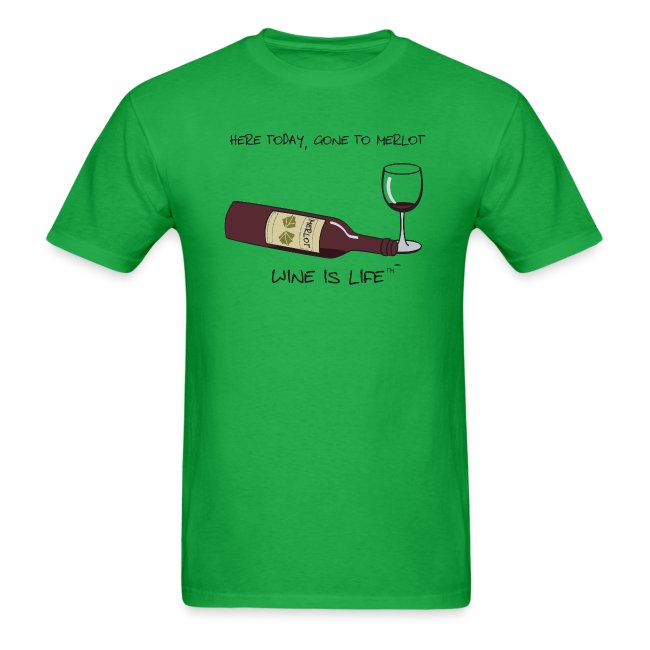 Here Today - Mens Standard Tee