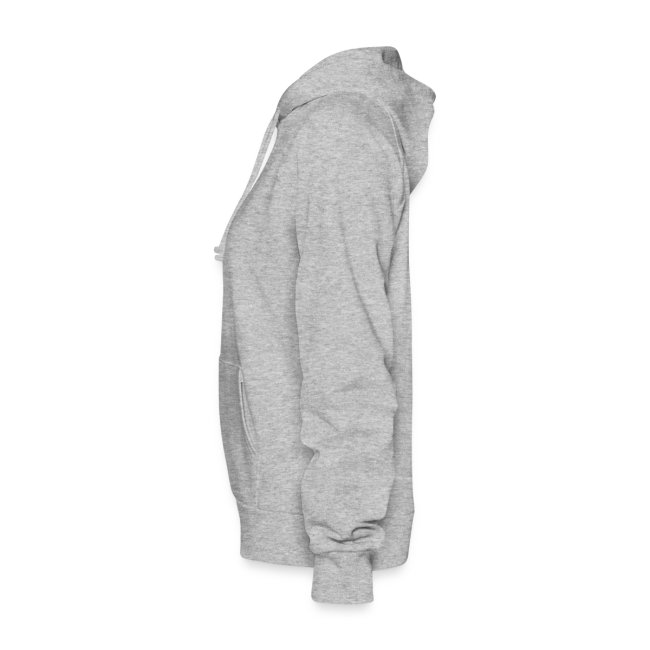 Here Today - Womens Hooded Sweatshirt
